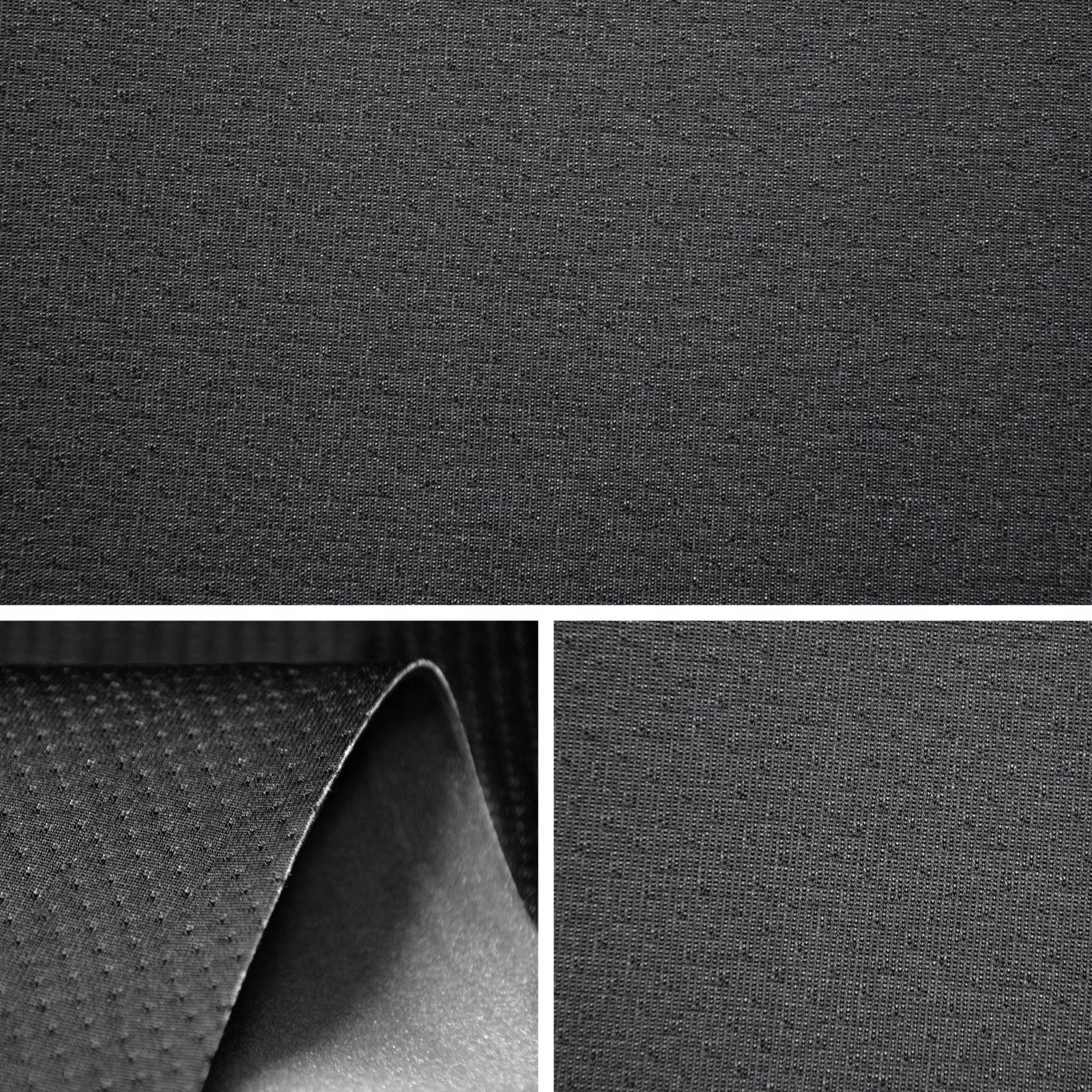 sam526 ткань автомобильная потолок черная kropk
