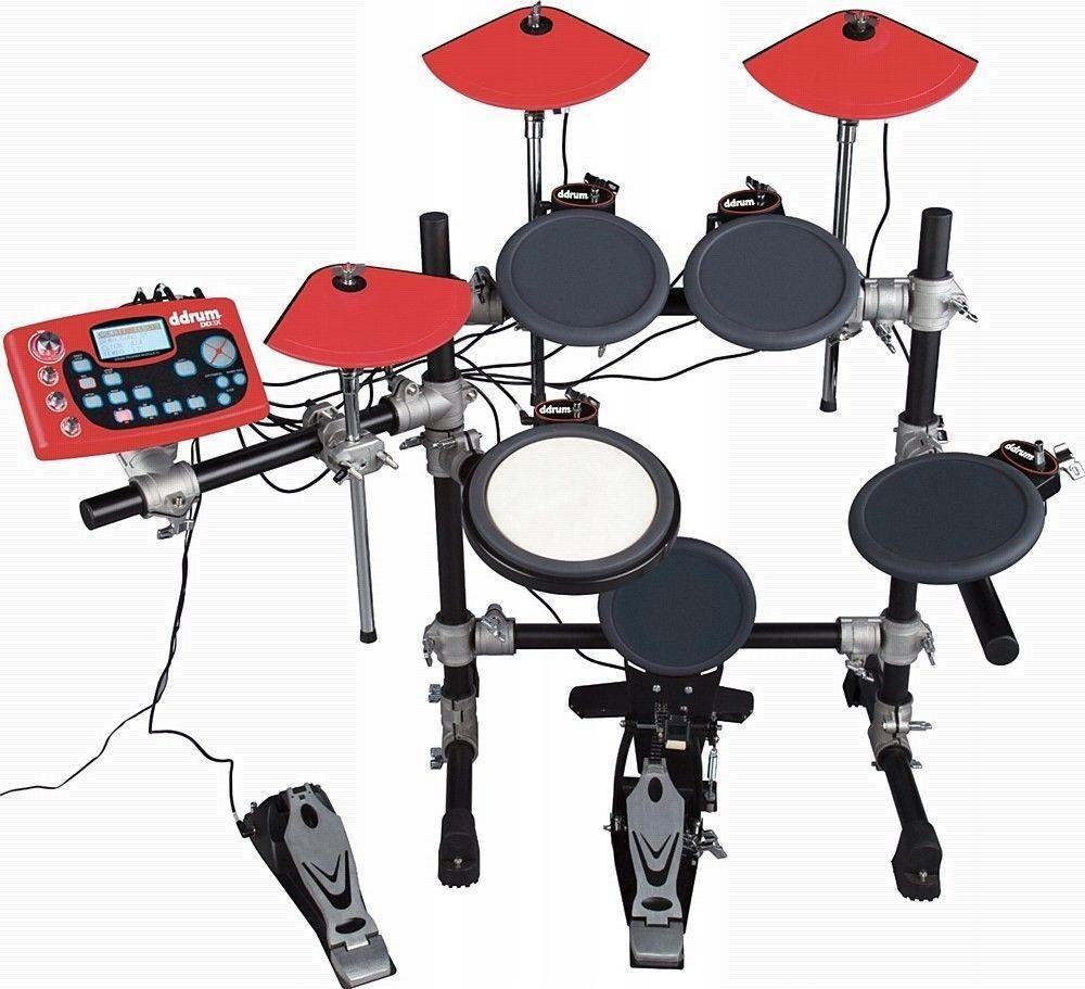 DRUM DD3X - Elektronická súprava perkusie