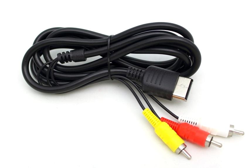 Item AV cable for SEGA Dreamcast