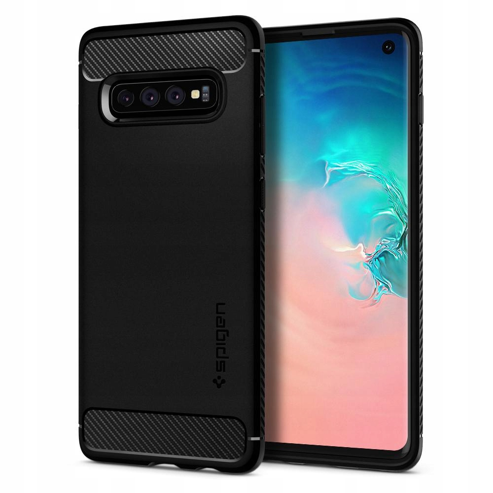 Etui Spigen Rugged Armor do Samsung Galaxy S10