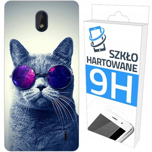 200 wzorów Etui+szkło Nokia 1 Plus