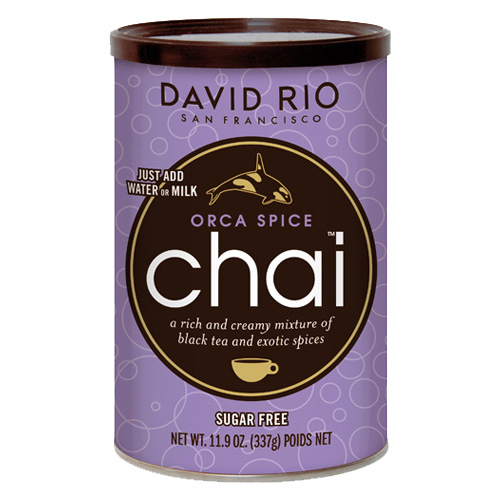 David Rio Orca Spice Chai Latte z Coffee 337g