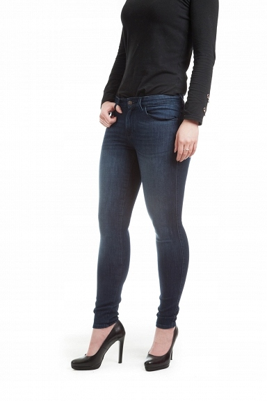 Spodnie Damskie Wrangler W28KHV32P Skinny W28 L30