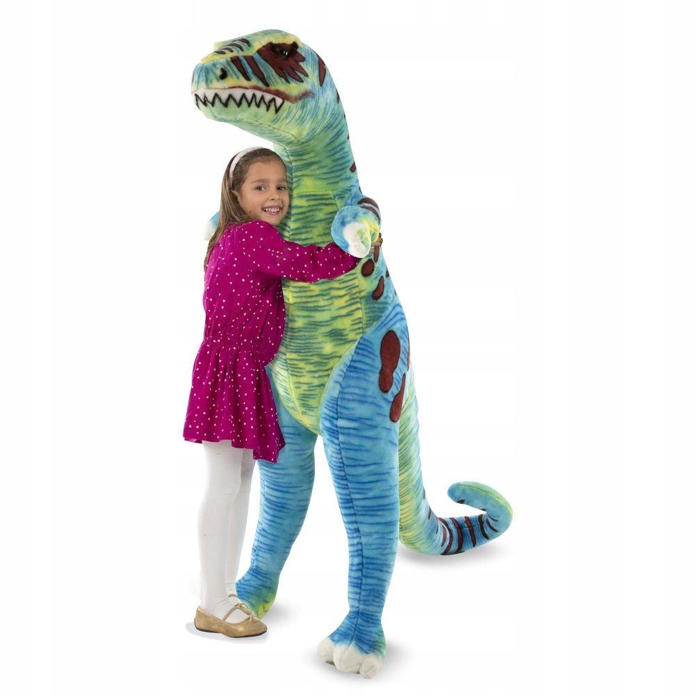 Melissa Veľký plyšový maskot dinosaura pre deti