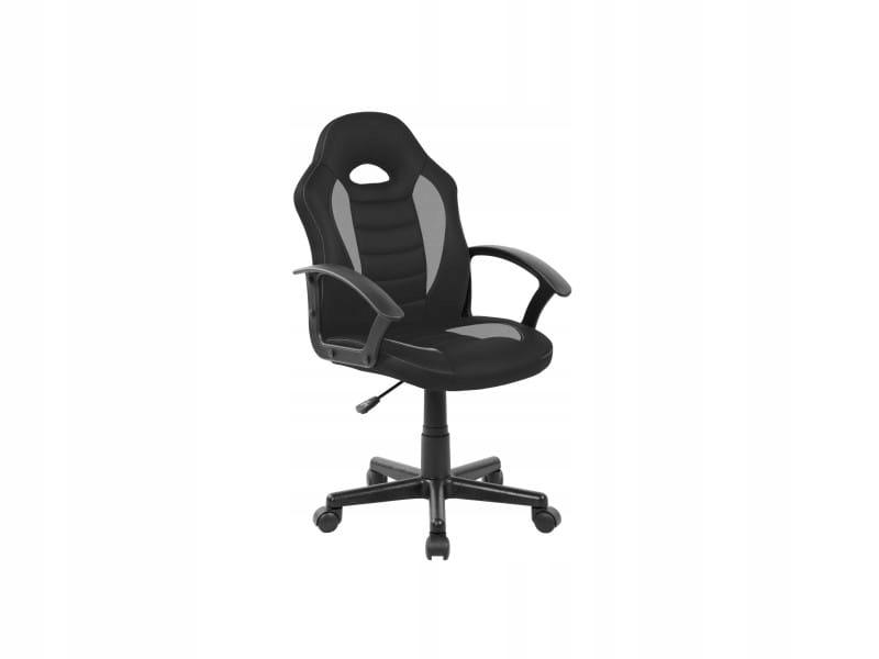 Stolička rotujúce Q-101 čierna/šedá Signál