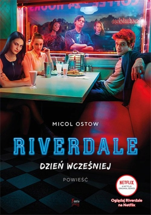 Item RIVERDALE the DAY before Ostow Micol