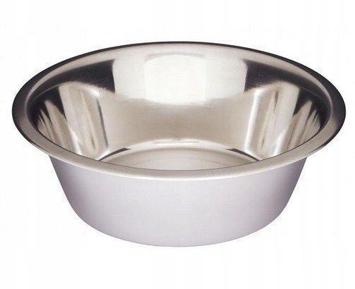 Стандартная стальная миска для собак 2,8 л
