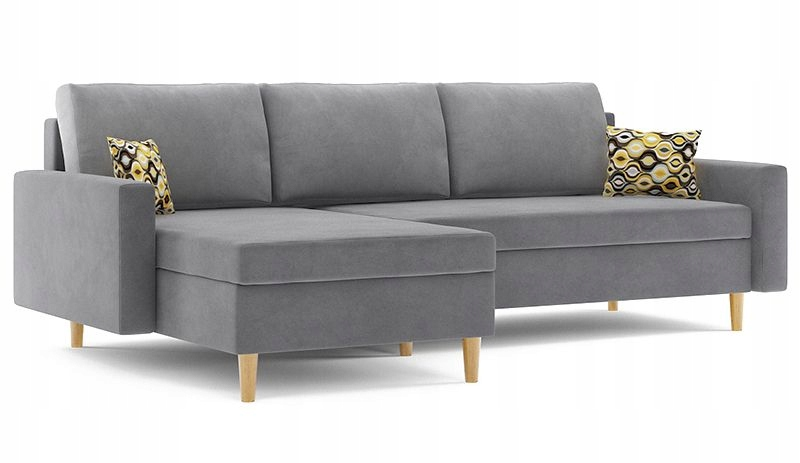 Угловой диван ETNA с функцией СПАЛЬНАЯ кровать