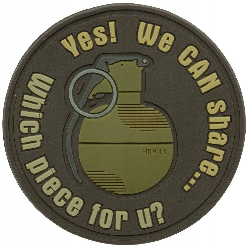 Купить нашывка Helikon гранат ВО CAN SHARE КАЙТ-CERF-VOLANT  на Eurozakup - цены и фото - доставка из Польши и стран Европы в Украину.