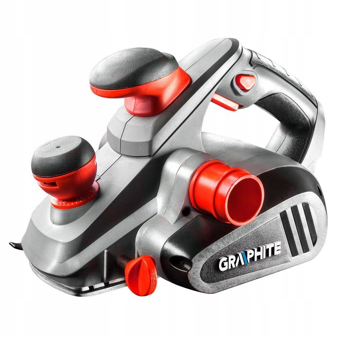 Электрорубанок 850Вт GRAPHITE 59G678