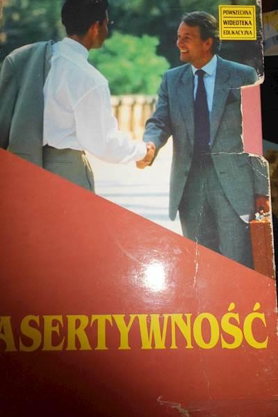 Item Assertiveness - VHS cassette