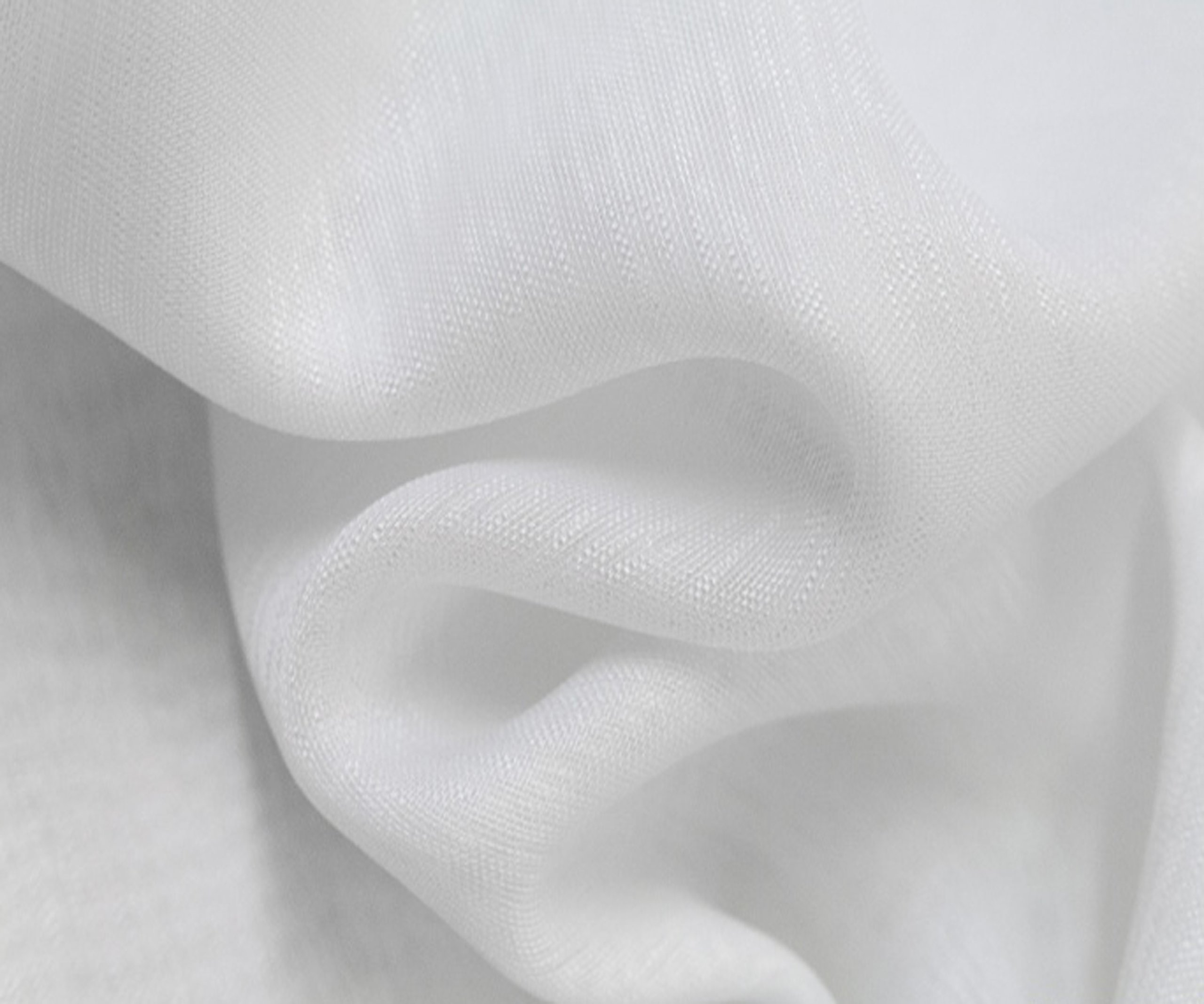 Firana Firany Sable Na Metry Biały 280cm