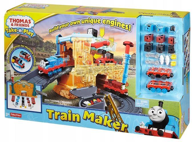 Timur Take-n-Play Factory lokomotywek Zase Tóry