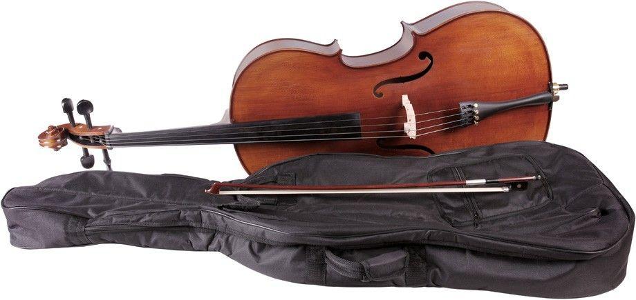 Item Cello 4/4 M-tunes No.160 wood - Lutnik
