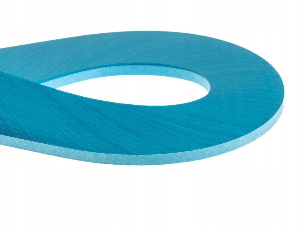 Item Strips for quilling 80g 200pcs 5mm blue intens2