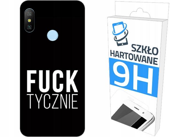 200 wzorów Etui+szkło do Xiaomi MI A2 Lite Case