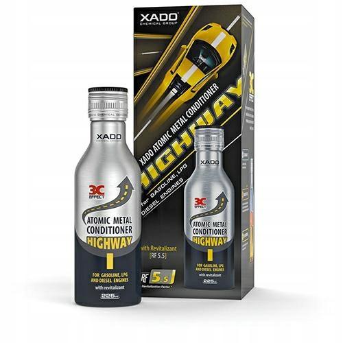 Xado AMC Atomic Metal Conditioner High Way 225ml