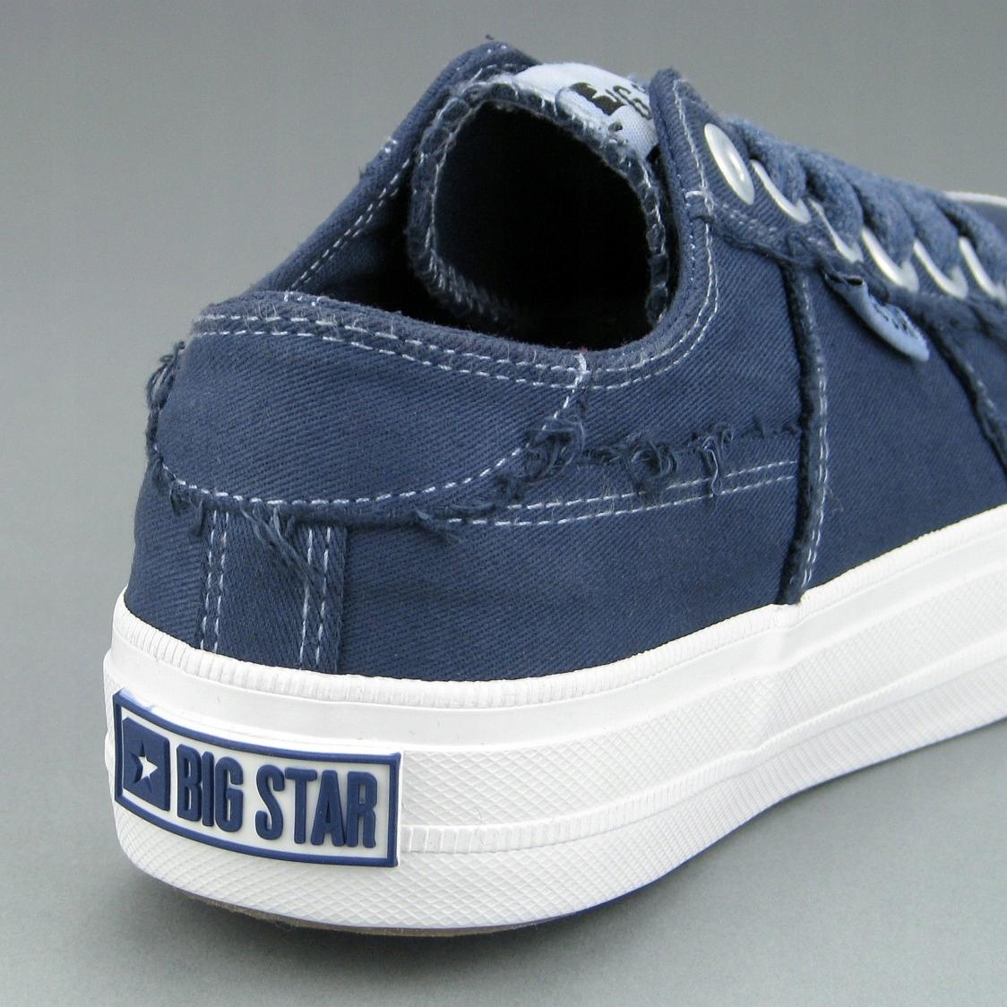 TRAMPKI damskie buty BIG STAR DD274448 38