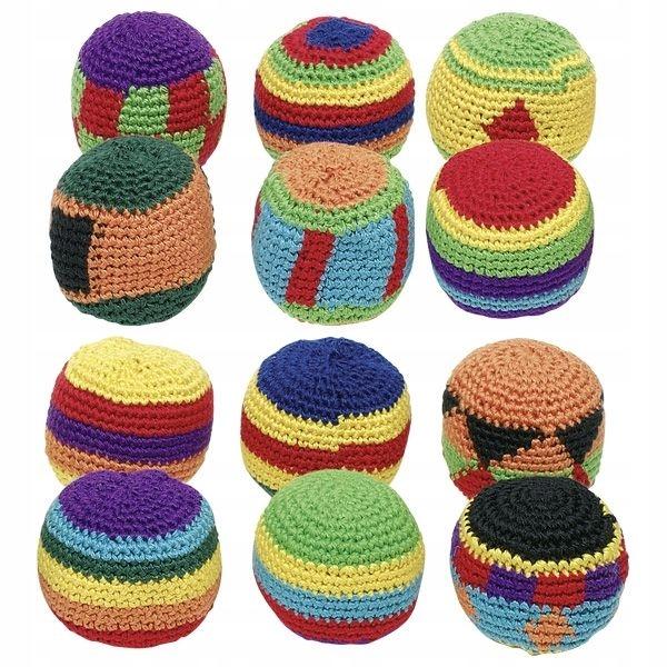Купить Зоська FOOTBAG Мяч Игрушки для детей от GOKI на Eurozakup - цены и фото - доставка из Польши и стран Европы в Украину.