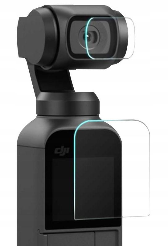 Osłona Szkło na Obiektyw Ekran LCD Dji Osmo Pocket