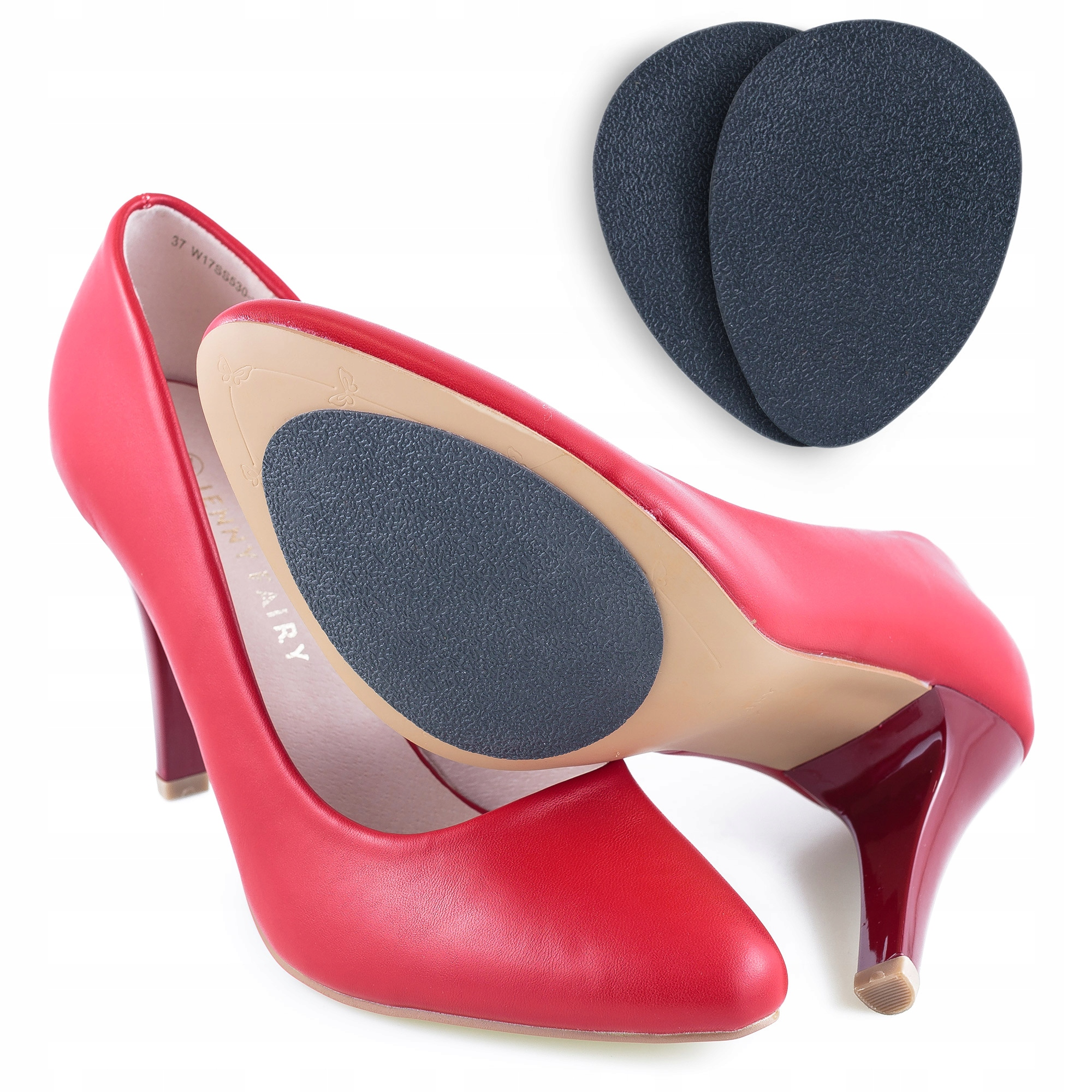 Zelówki antypoślizgowe stopery butów buty