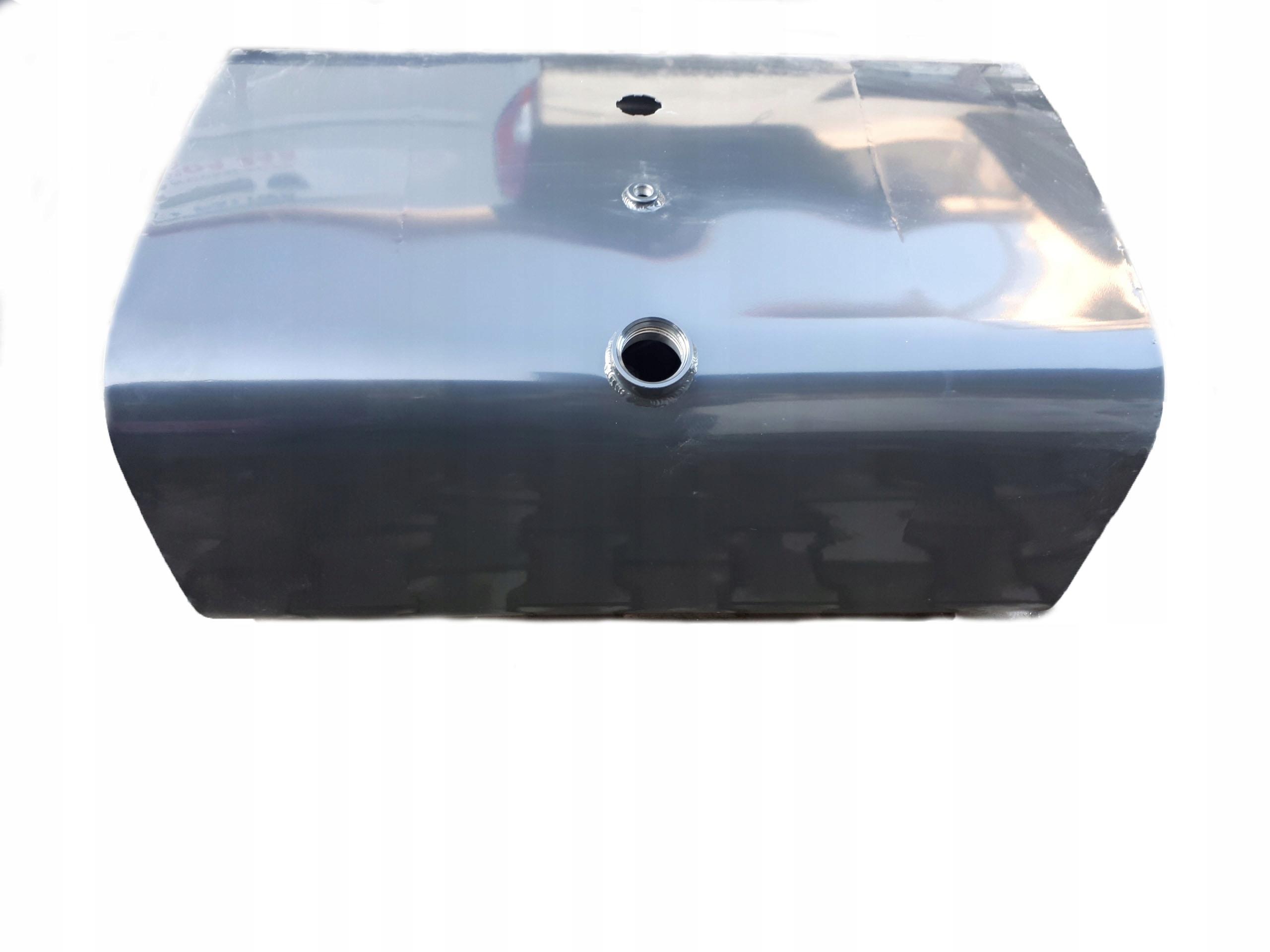 бак топлива scania 350l алюминий