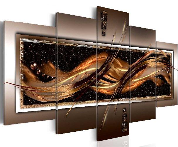 Obrázok pre obývaciu izbu 200x100 cm abstrakcie A-A-0034-B-N