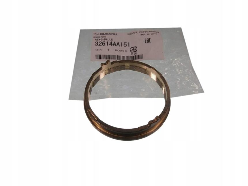 subaru outback кольцо синхронизатора 5 передаче