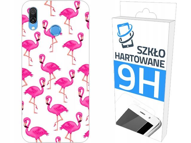 200 wzorów Etui+szkło Huawei Honor Play Panel Case