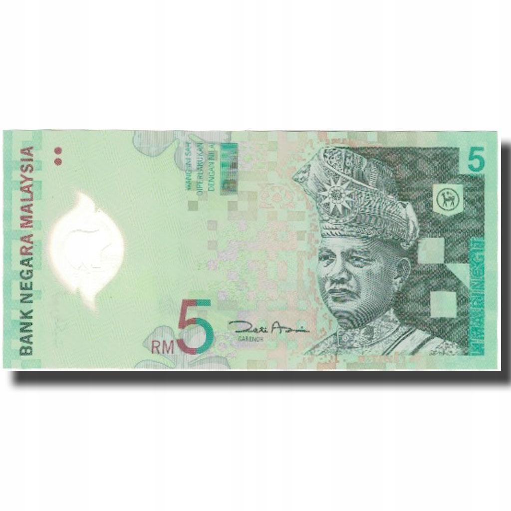 Банкнота, Малайзия, 5 ринггит, 2004 г., без даты (2004 г.),