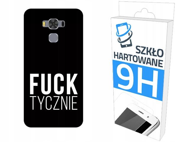 200 wzorów Etui+szkło Asus Zenfone 3 Max ZC553KL