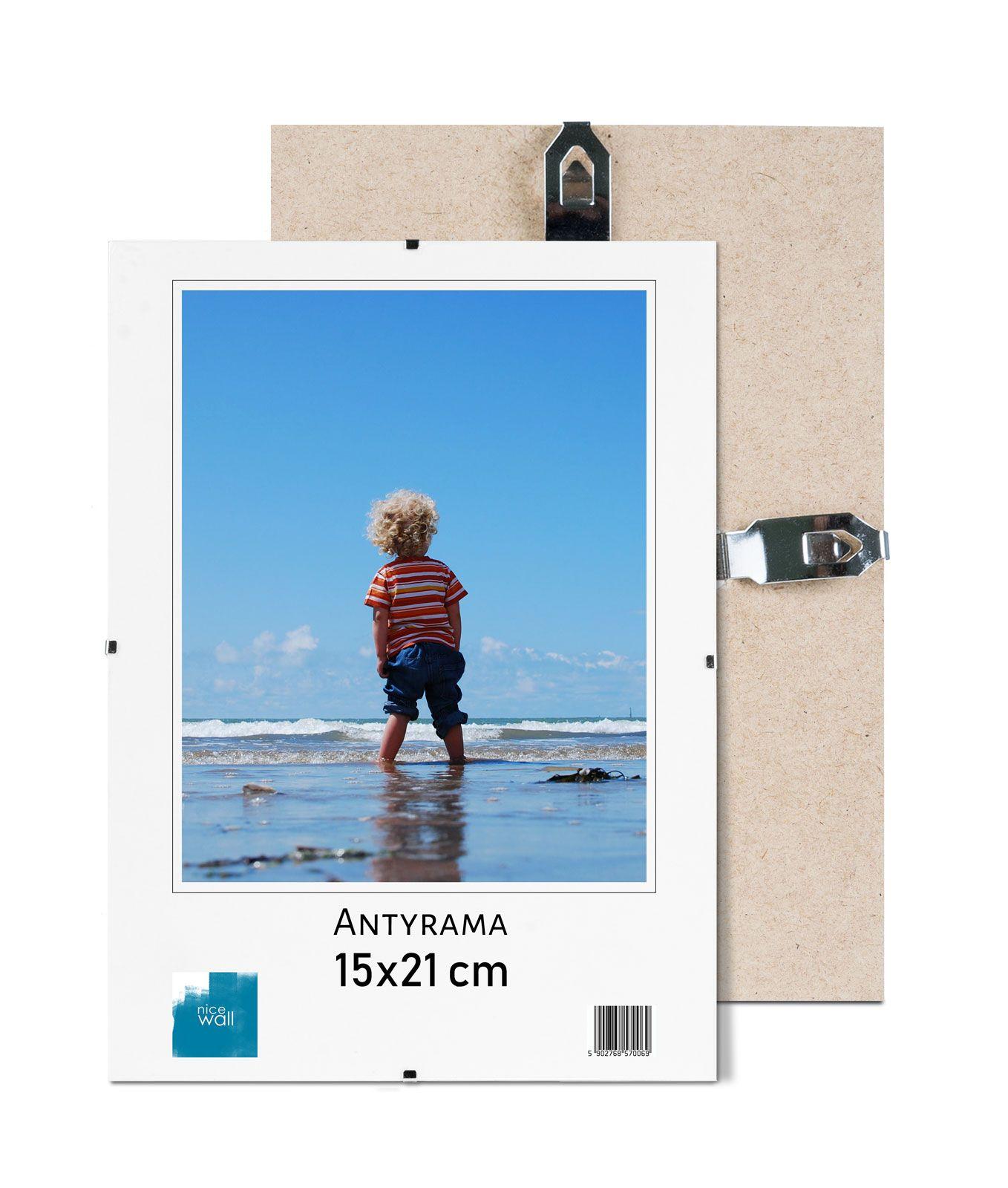Antyrama 15x21 cm Antyramy A5 Foto ramka 21x15 cm
