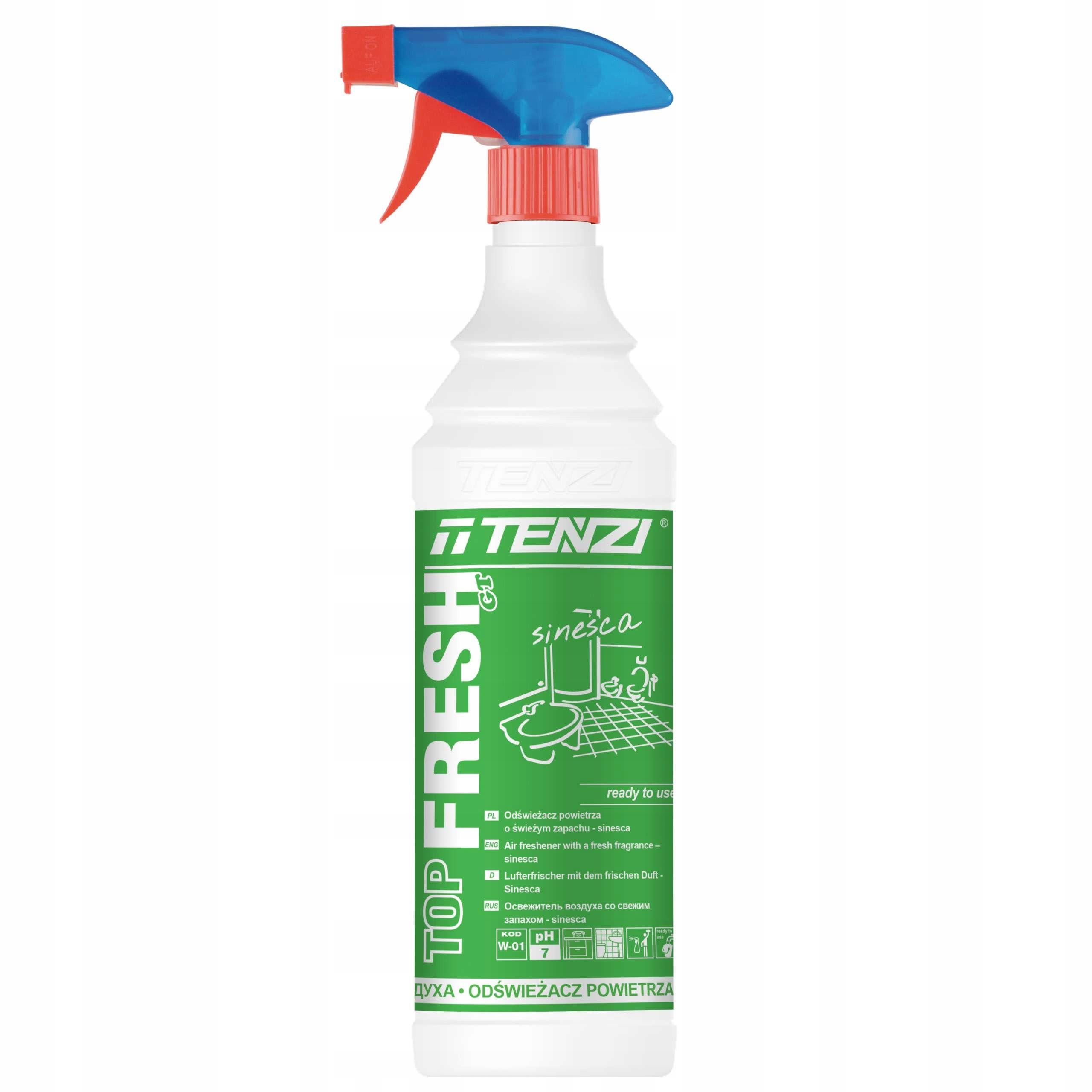 Освежитель воздуха Tenzi Top Fresh Sinesca 600 мл