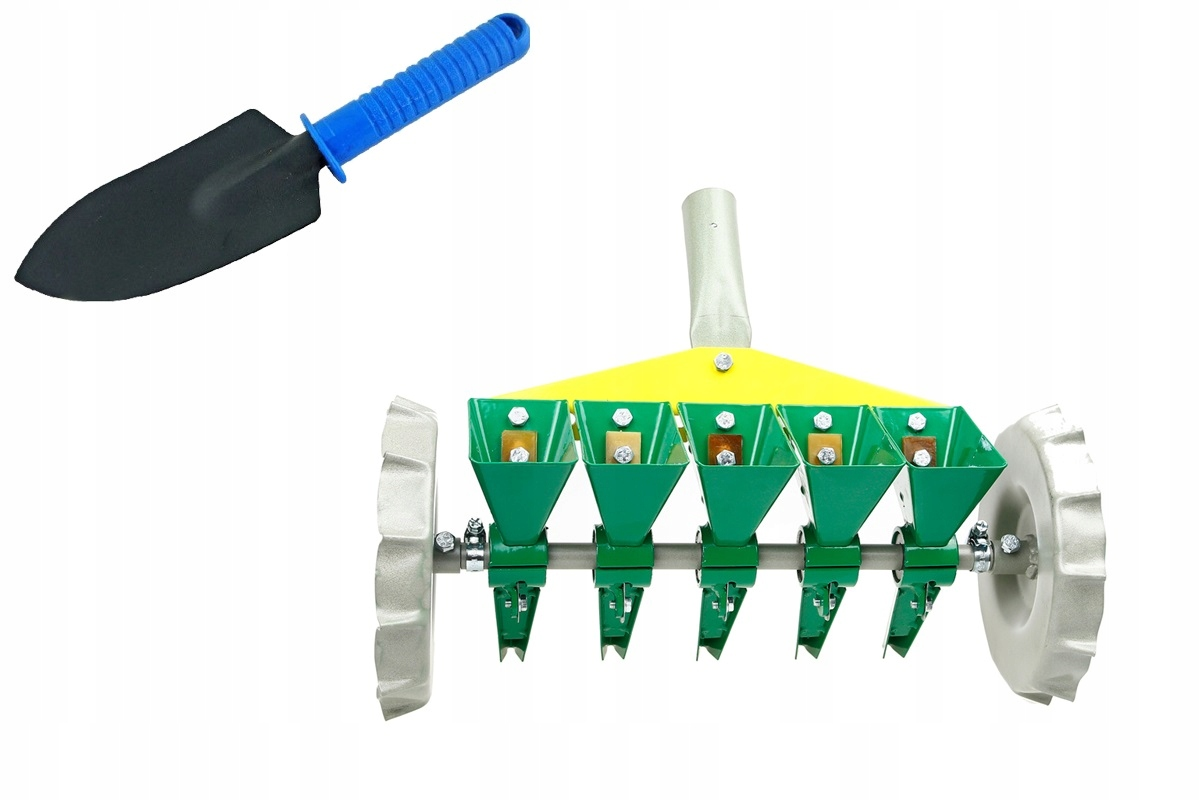 Ręczny 5-rzędowy punktowy siewnik do warzyw SR5