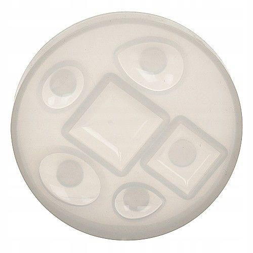 Item BFS03 Form mold silicone resin 6 designs