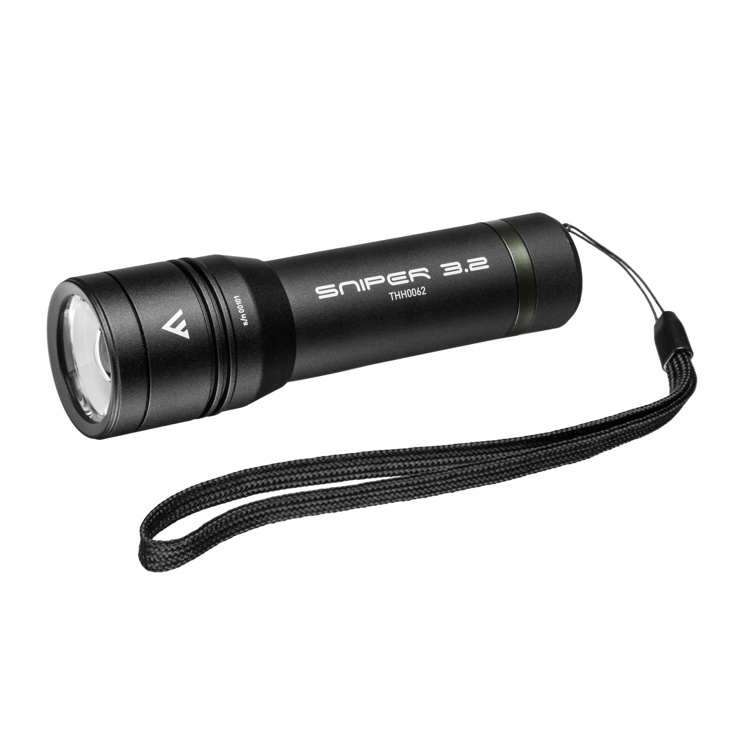 Mactronic Sniper 3.2 Baterka hliadky LED 420 lm