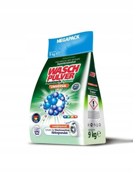 Proszek do prania waschpulver universal 9kg