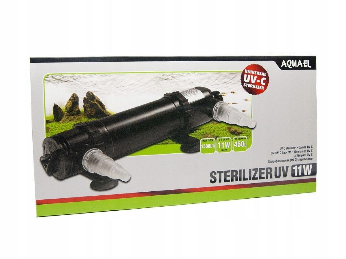 AQUAEL STERILIZÁTOR UV-AKO - 11W sterilizátor lampa