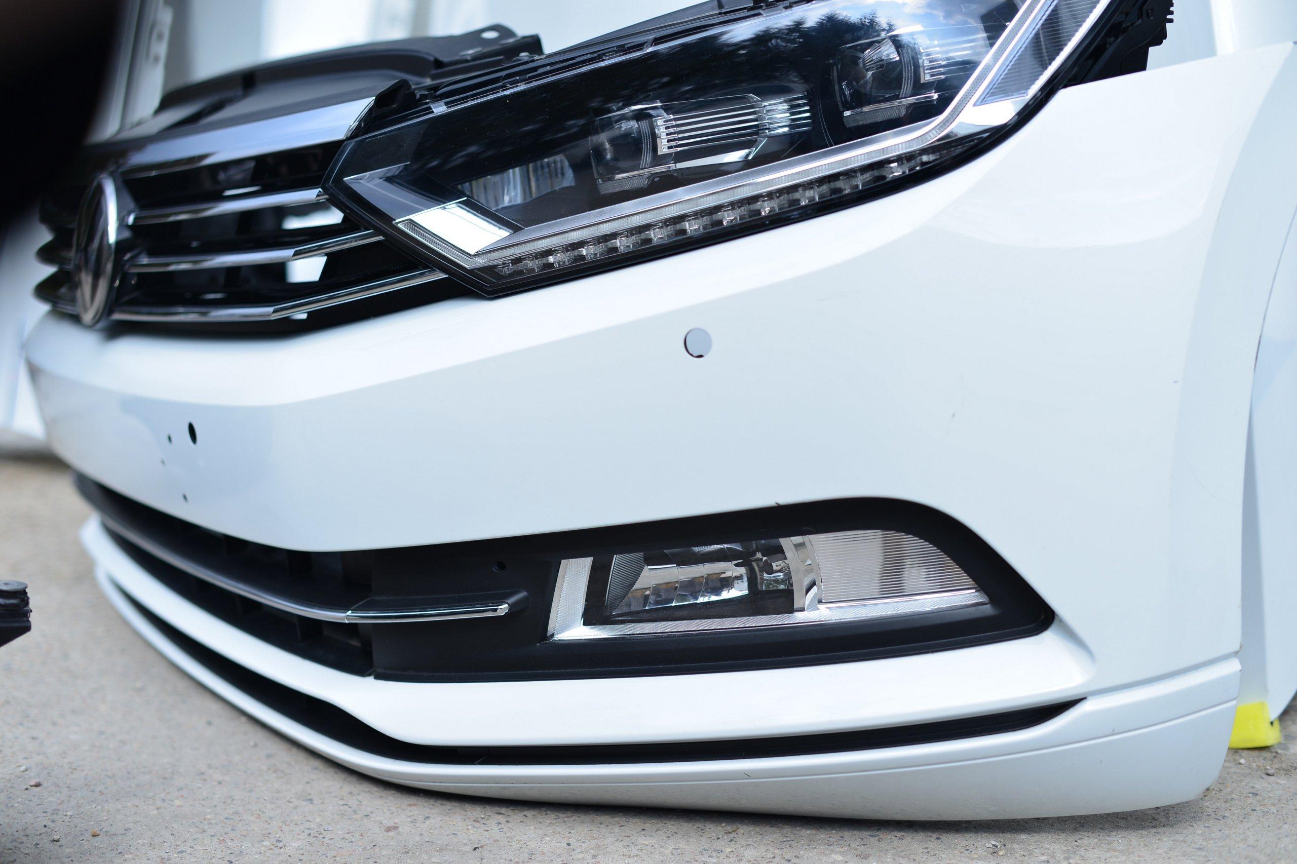 [КАПОТ ZDERZAK КРЫЛО REFLEKTOR PAS VW PASSAT B8 из Польши]изображение 6