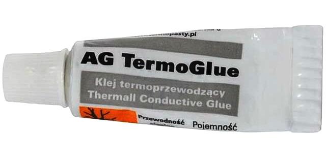 AG114.2 Клей termoprzewodzący AG TermoGlue 10g