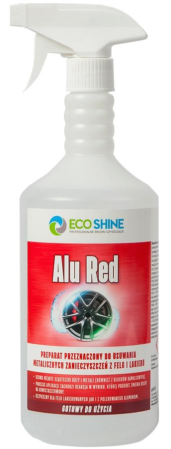 ALU RED 1L Krwiawiąca Колесо Очистку дисков