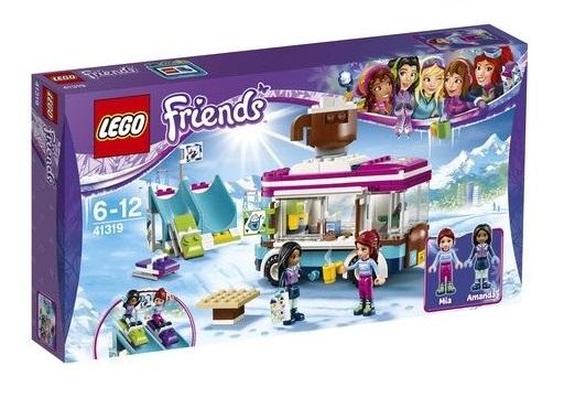 Lego 41319 priatelia - dodávka s horúcou čokoládou