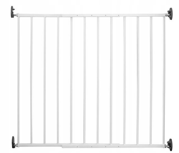 Skrutkovacia brána REER S-Gate Basic 68-106cm