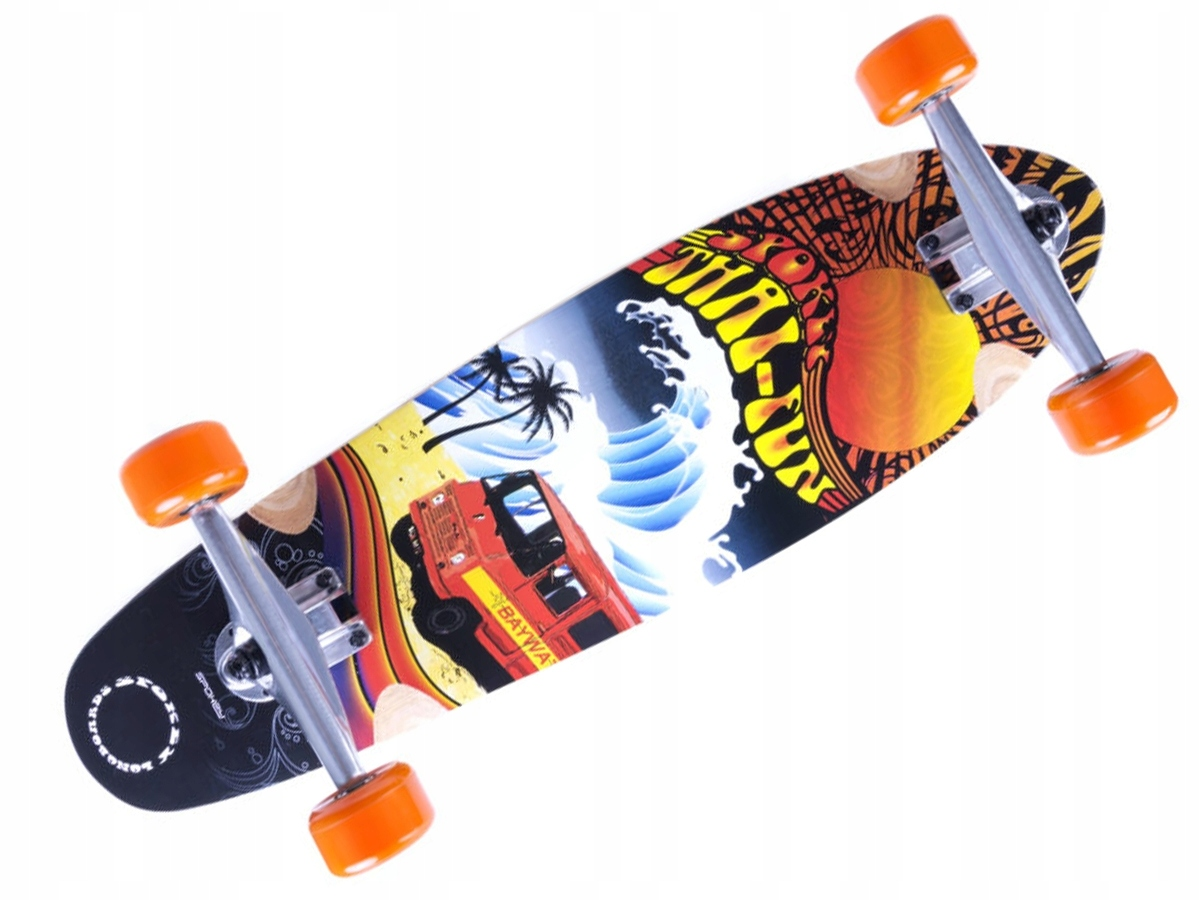 SPOKEY Скейтборд longboard THAI-FUN [832874]