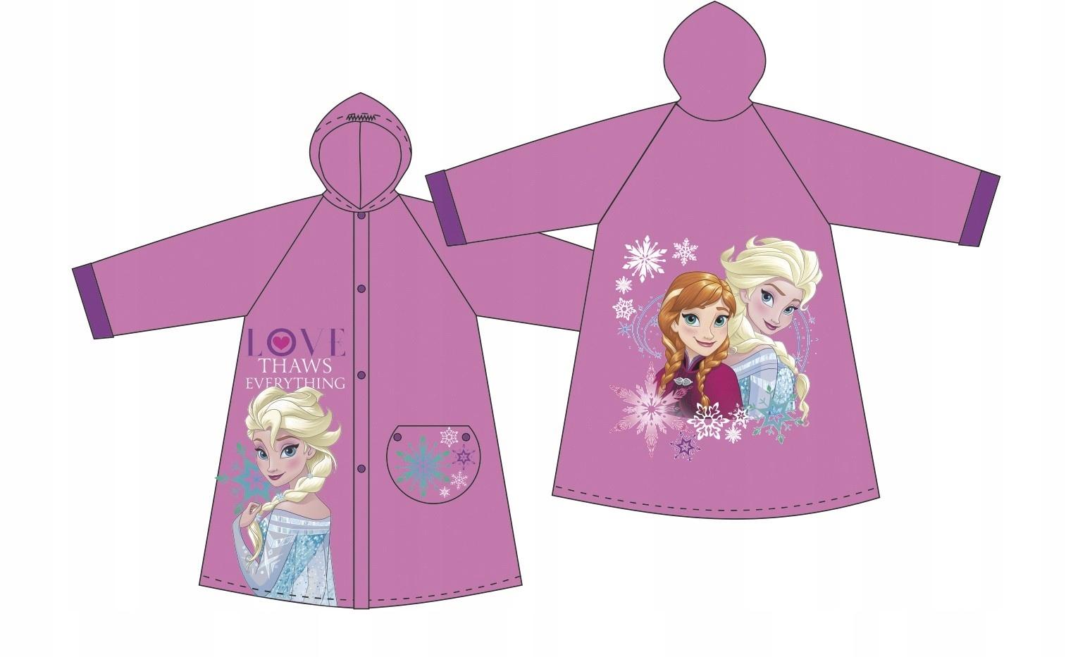 Frozen Frozen Raincoat 104