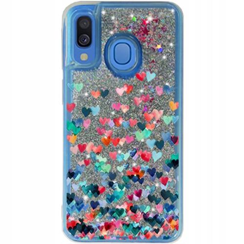 Etui Brokat na Samsung Galaxy A40 Obudowa Plecki