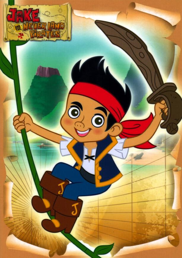 Jake a nikdy pozemky piráti 06
