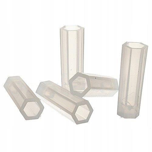 Item BFS19 Form silicone. resins HEX 15x16x49mm