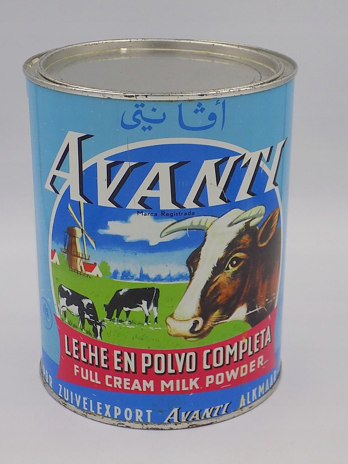 банка AVANTI PRL 1987