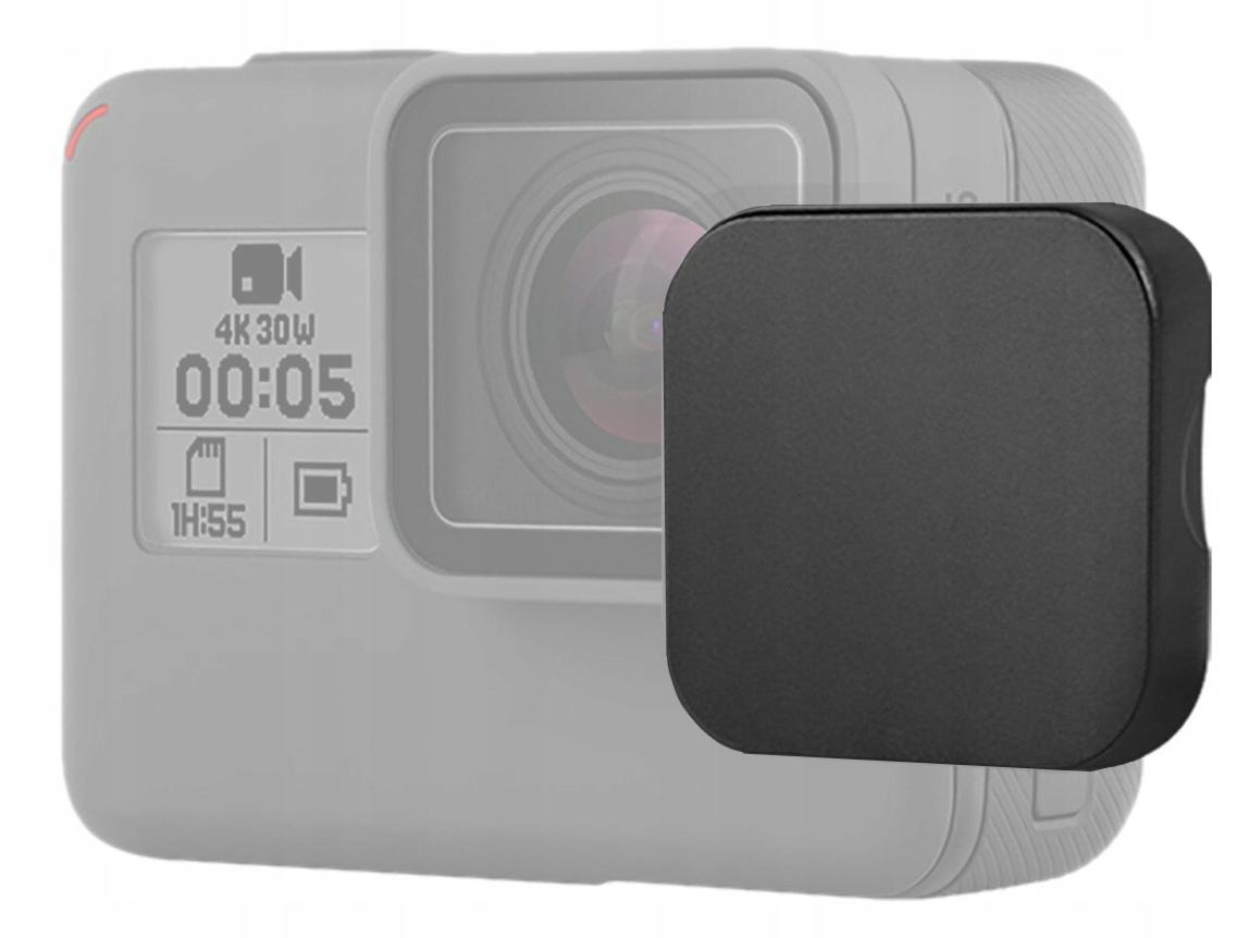 Dekielek ochrona na obiektyw do GoPro Hero 6 black